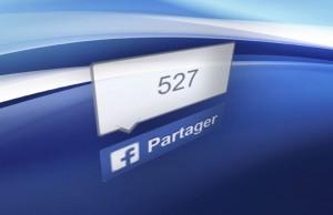 Partager sur facebook et twitter