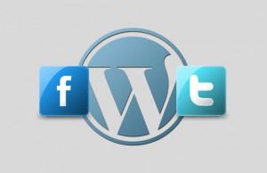 wordpress et réseau sociaux