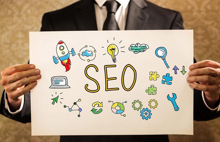référencement SEO marketing digital