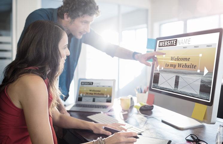 Créer un site web professionnel