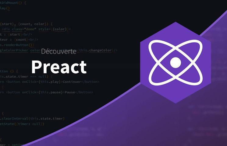 passer de React à Preact